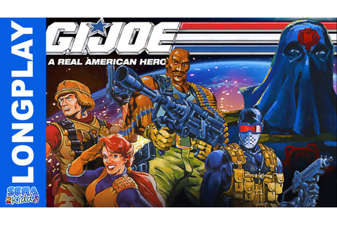 G.I. Joe: A Real American Hero [Arcade Longplay] - SEGA ...