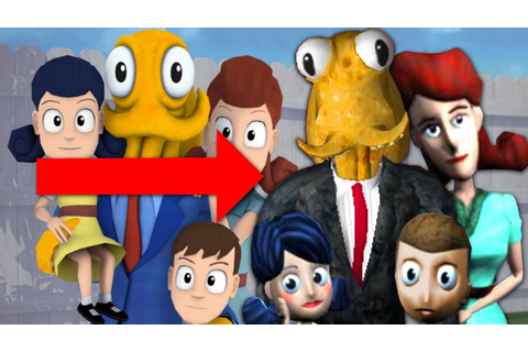 Who Was the Original Octodad? - YouTube