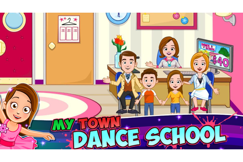 My Town : Dance School: Amazon.de: Apps für Android