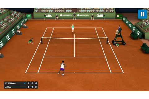 Australian Open Game by Tennis Australia