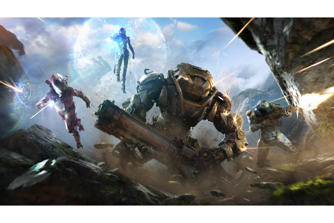 The full Anthem interview: how BioWare perfected the art ...