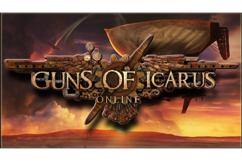 Guns of Icarus Online Gameplay - YouTube