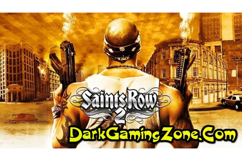 Saints Row 2 PC Game - Free Download Full Version For PC