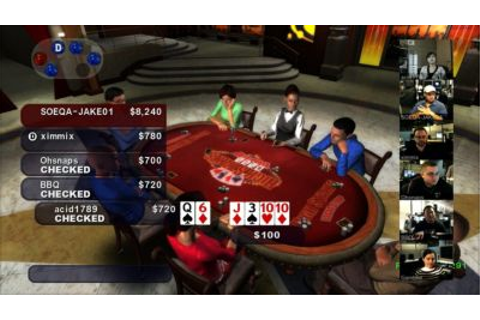 High Stakes on the Vegas Strip: Poker Edition Game | PS3 ...