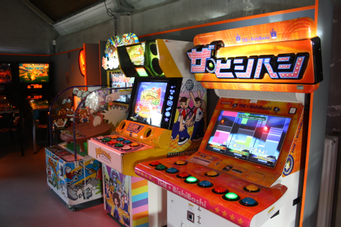 pop'n, Bishi Bashi, and Table Flip - Arcade Locations ...