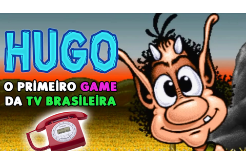 Hugo: O 1º Game da TV brasileira! ft. Gato Galactico - YouTube