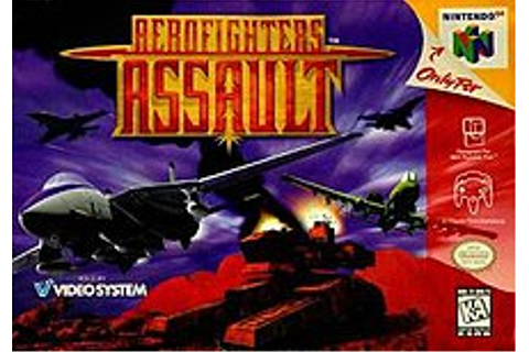 Aero Fighters Assault - Wikipedia