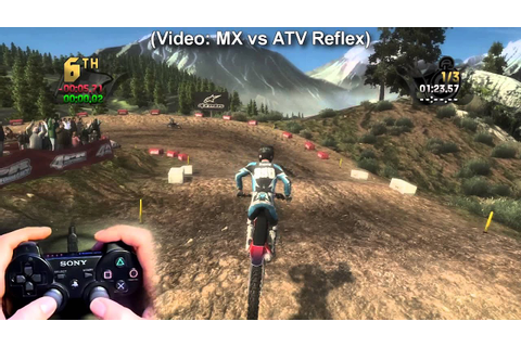 Best Motocross Games - MXGP, MX vs ATV Reflex / Supercross ...