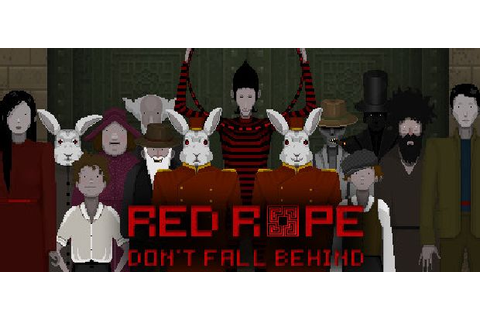 Red Rope: Don't Fall Behind Free Download « IGGGAMES