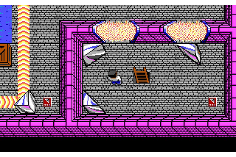 Download Rescue Rover 2 puzzle for DOS (1991 ...