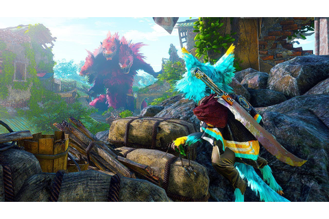 Biomutant New Gameplay Trailer (PS4 Xbox One PC) - YouTube