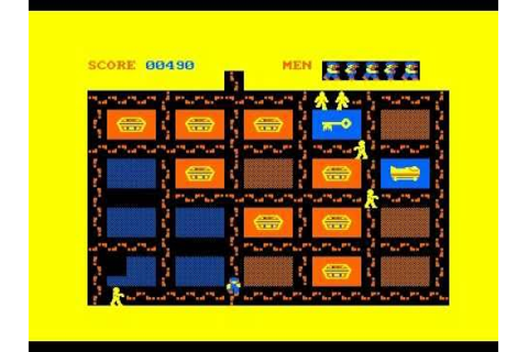 Oh Mummy Amstrad cpc - YouTube