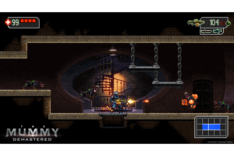 Review: The Mummy Demastered