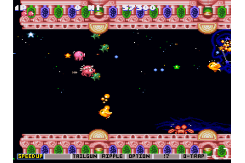 Parodius: Non-Sense Fantasy Download Game | GameFabrique