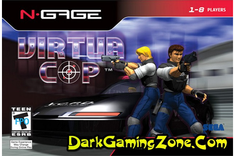Virtual Cop 1 Game - Free Download Full Version For PC