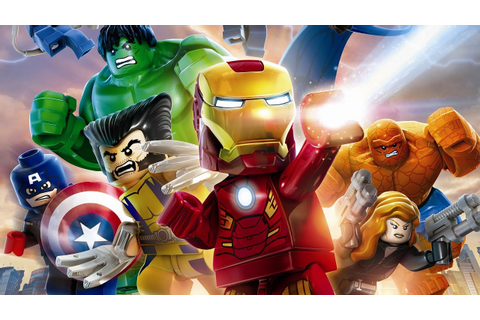 LEGO Marvel Superheroes - My Top 10 Favorite Characters in ...