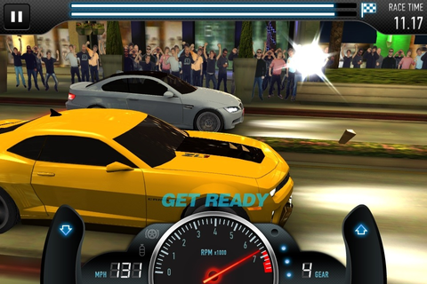 Game Review: CSR Racing | Techno Geek