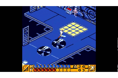 Star Wars: Episode I Obi-Wans Adventure -Game Boy Color ...