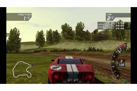 Ford Racing 3 - Gameplay Xbox HD 720P - YouTube