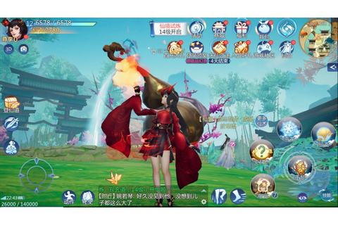 The Legend Of Sword and Fairy By Tencent [Open World ...