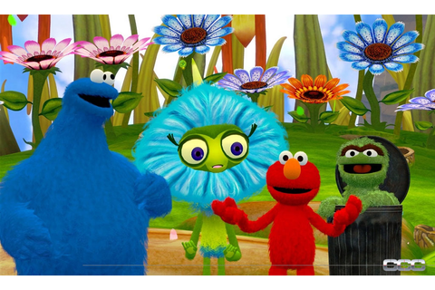 Sesame Street: Once Upon a Monster Preview for Xbox 360 ...