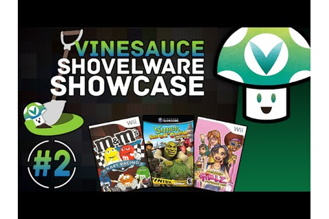 [Vinesauce] Vinny - Shovelware Showcase 2 (Kart Racing ...