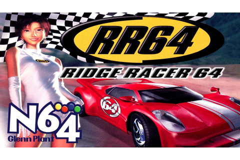 Ridge Racer 64 - Nintendo 64 Review - HD - YouTube
