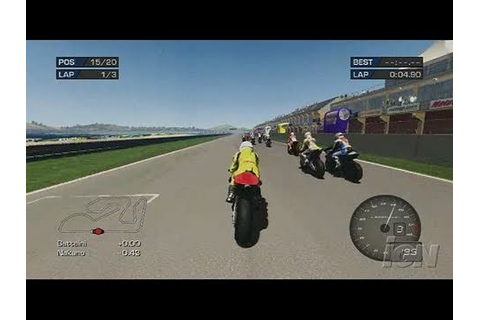 MotoGP '06 Xbox 360 Gameplay - Grand Prix Action - YouTube