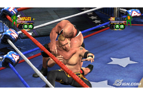Tna Impact Wrestling Pc Game Download - plentyveteran