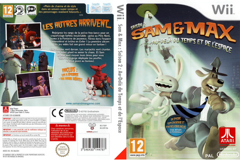 R3YP70 - Sam & Max: Season Two: Beyond Time and Space