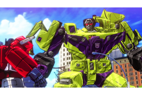 TRANSFORMERS DEVASTATION Gameplay Trailer (PS4 / Xbox One ...