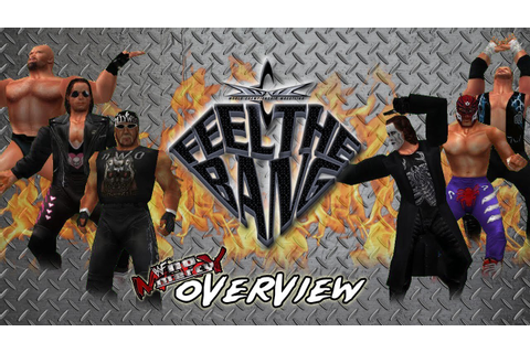 WCW Feel The BANG! Game Overview: Menu, Roster, Arenas ...