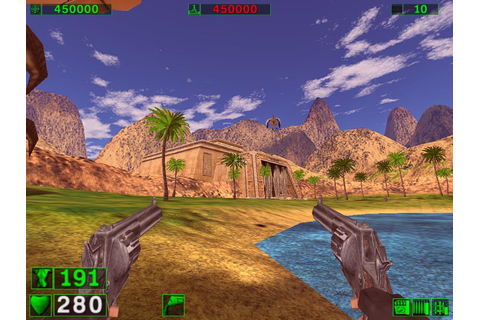Serious Sam: The First Encounter Screenshots image - Mod DB