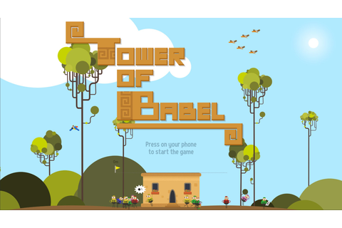 Multiplayer party game Tower of Babel coming to Nintendo ...