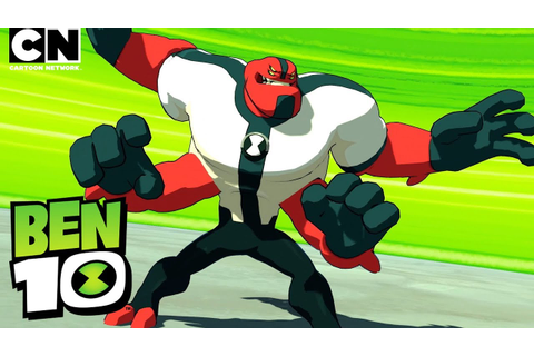 Ben 10 | Console Game | Cartoon Network - YouTube