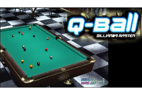 Q-Ball: Billiards Master ... (PS2) - YouTube