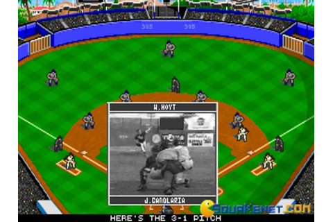 Micro League Baseball 4 download PC