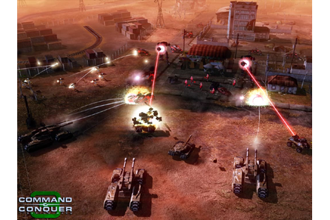 Command and Conquer 3 Tiberium Wars - Download