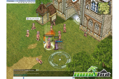 Ragnarok Online Review | MMOHuts