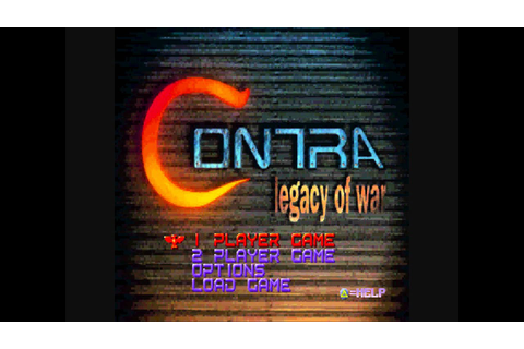 Contra Legacy of War PSX Review - YouTube