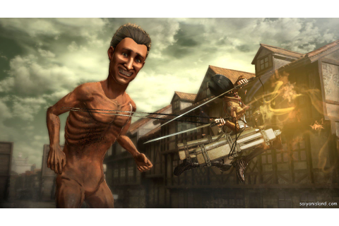 The Attack On Titan Game's Opening Cinematic Just Dropped ...