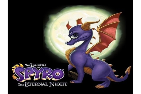 (PS2) The Legend of Spyro II - The Eternal Night 100% ...