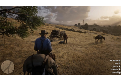 Red Dead Redemption 2's first gameplay trailer looks ...