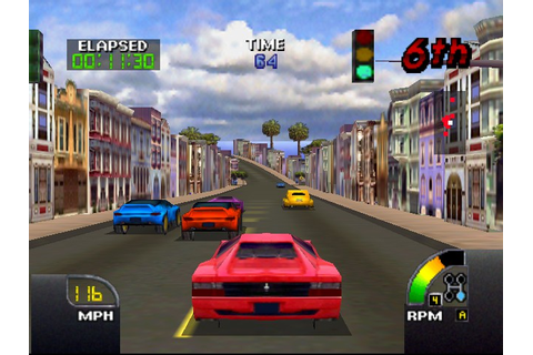 Cruis'n USA (N64) Game - Nintendo 64 - Strategy ...