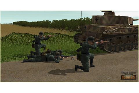 PC Game Combat Mission Battle for Normandy | MMOLite