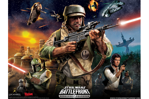 Star Wars: Battlefront Series - Star Wars Battlefront