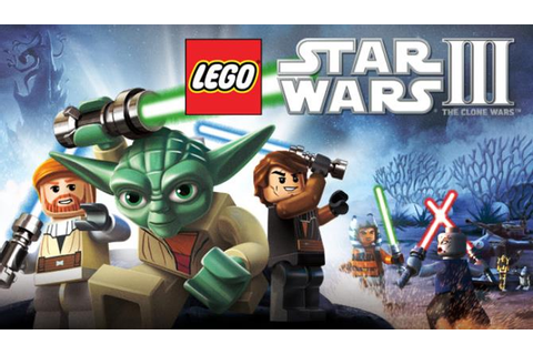 LEGO Star Wars III: The Clone Wars Free Download