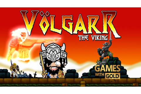 Volgarr the Viking:Games with Gold series (Xbox One) - YouTube