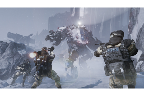 Warface adds frigid Domination and Marathon Survival modes ...