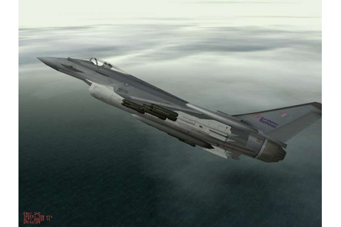 Eurofighter Typhoon - preview - Games.cz
